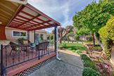 Backyard (A) - 639 Spruce Dr, Sunnyvale 94086