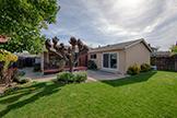 Backyard (B) - 639 Spruce Dr, Sunnyvale 94086
