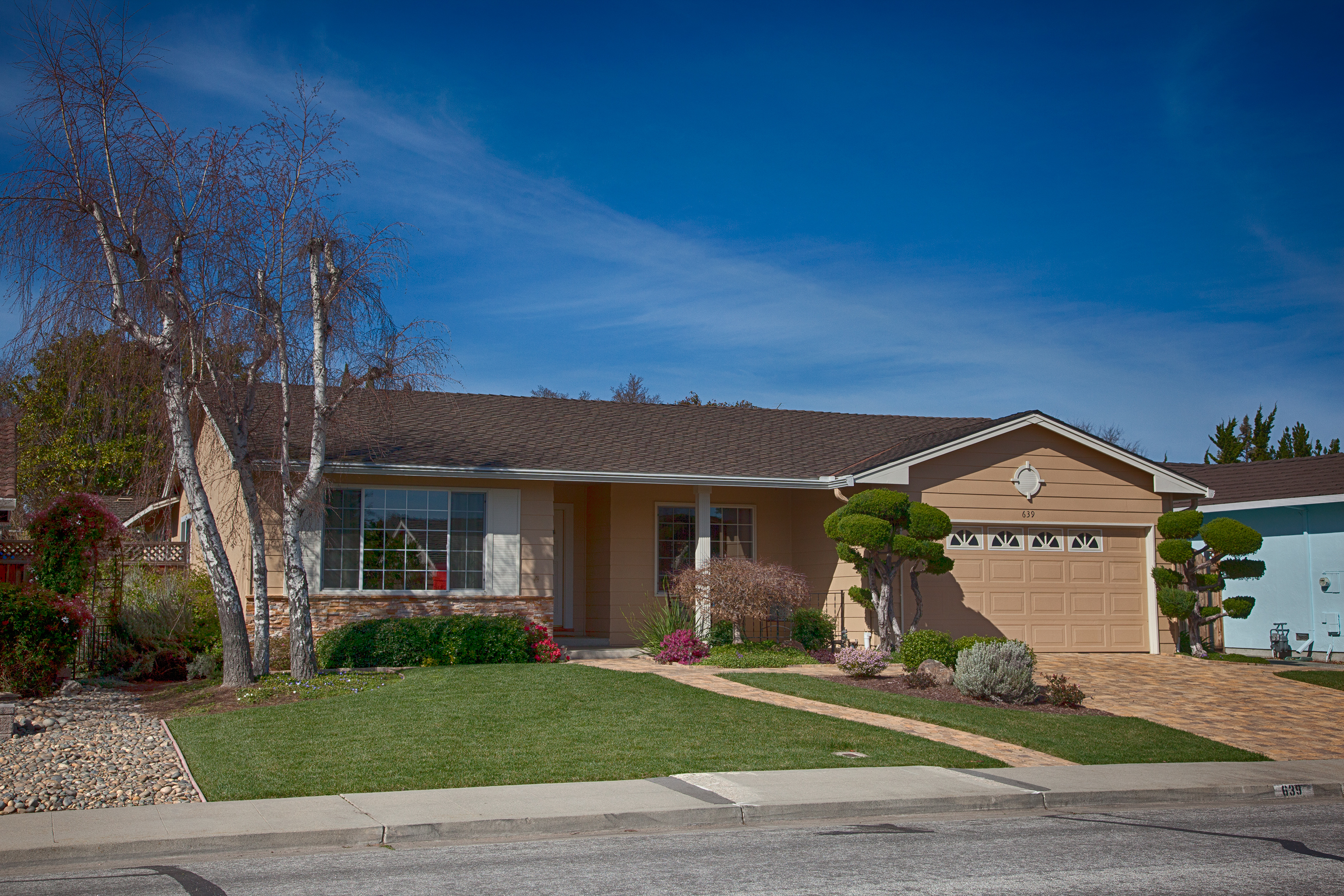 Front View - 639 Spruce Dr, Sunnyvale 94086