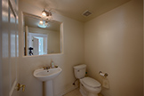 1692 Via Fortuna, San Jose 95120 - Half Bath (A)