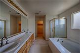 Master Bath (A) - 1692 Via Fortuna, San Jose 95120