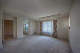 Master Bedroom (B) - 1692 Via Fortuna, San Jose 95120