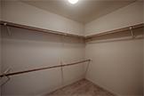 Master Closet (A) - 1692 Via Fortuna, San Jose 95120