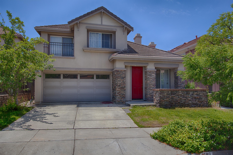 Front View - 1692 Via Fortuna, San Jose 95120