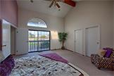 Master Bedroom (B) - 307 W Alma Ave, San Jose 95110