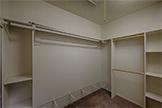 307 W Alma Ave, San Jose 95110 - Master Closet (A)