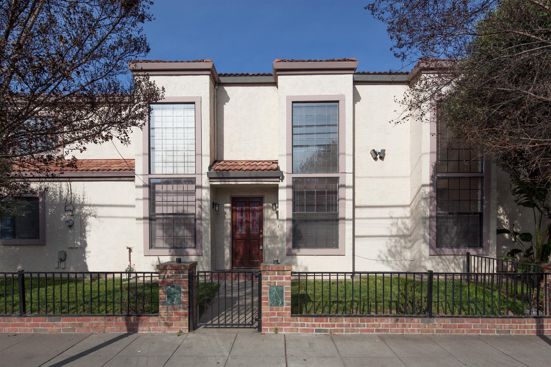 Front View - 307 W Alma Ave, San Jose 95110