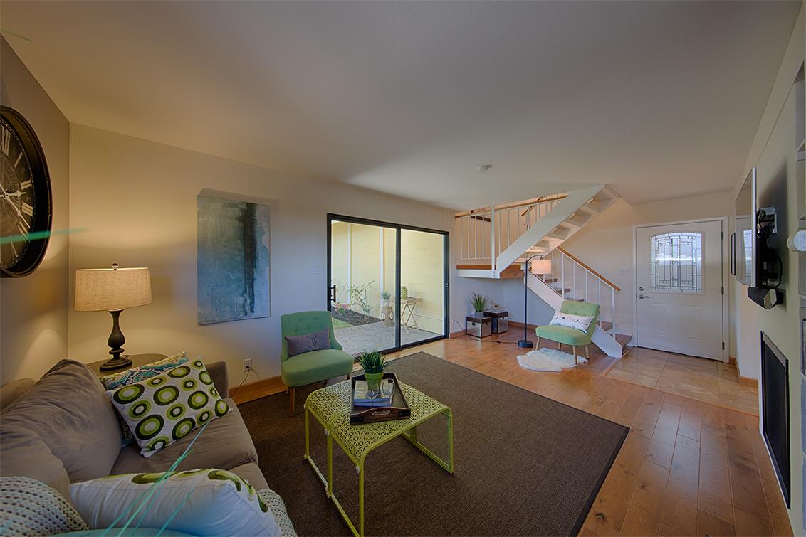 Living Room (D) - 2526 W Middlefield Rd