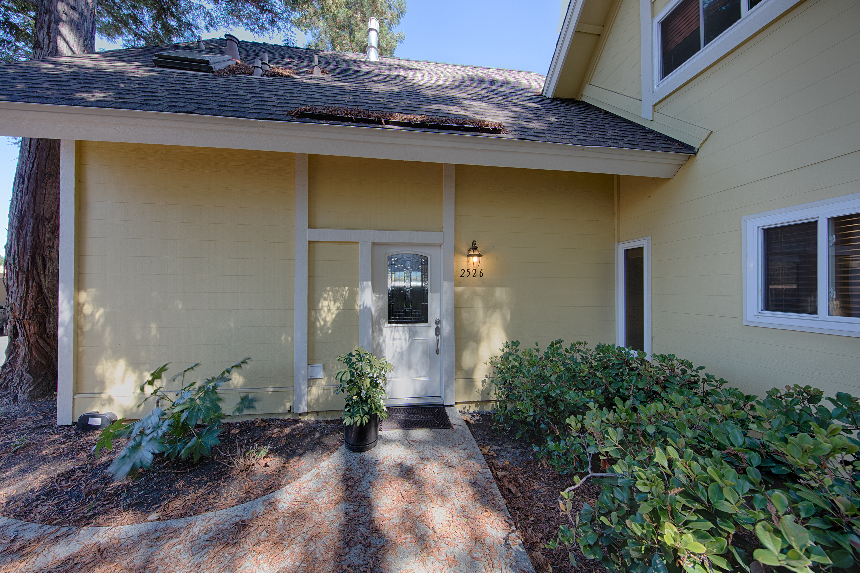 Front View - 2526 W Middlefield Rd, Mountain View 94043