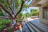 1014 Windermere Ave, Menlo Park 94025 - Backyard (A)