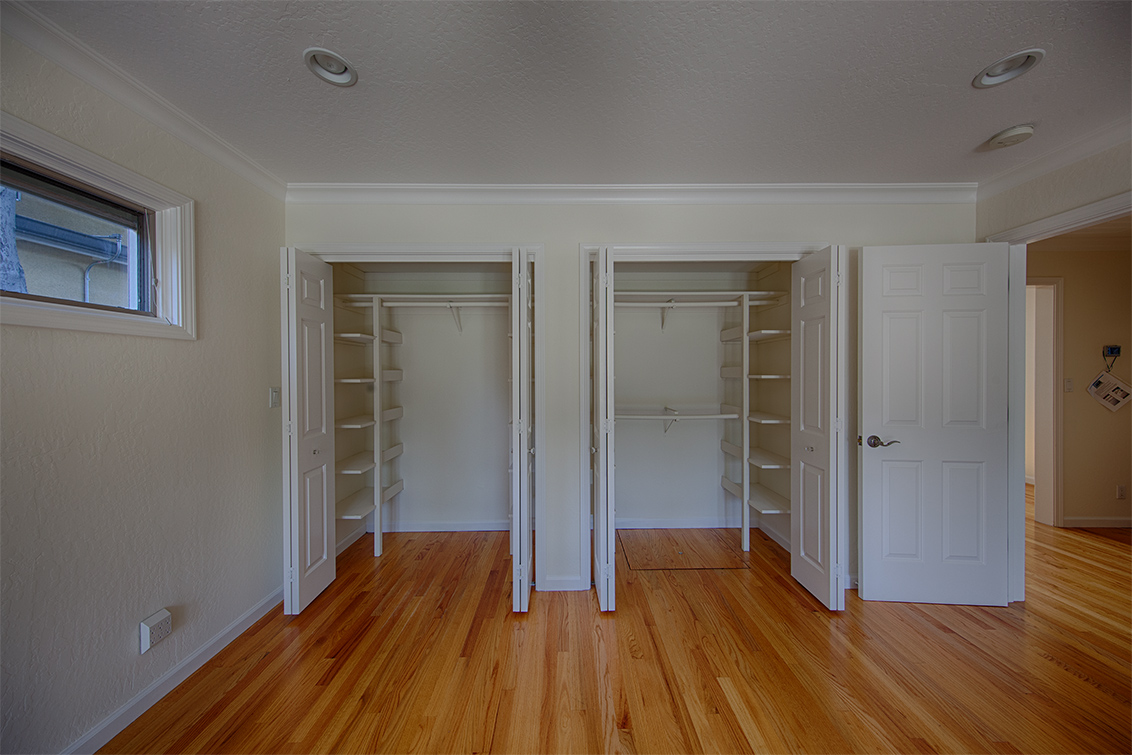 Bedroom 1 Closet (A)