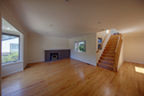 1014 Windermere Ave, Menlo Park 94025 - Living Room (A)