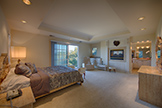 Master Bedroom - 26856 Almaden Ct, Los Altos Hills 94022