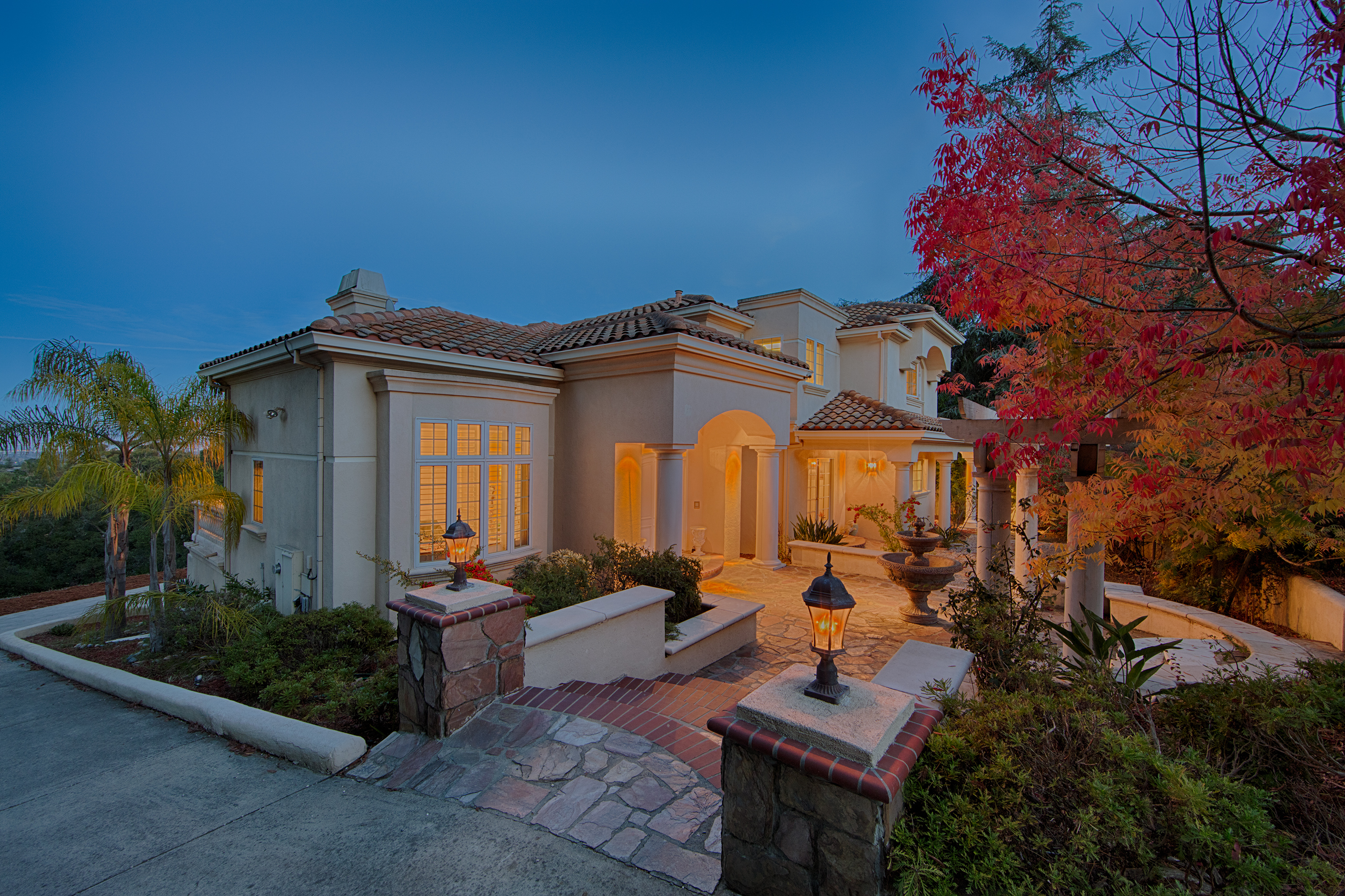 Front View - 26856 Almaden Ct, Los Altos Hills 94022