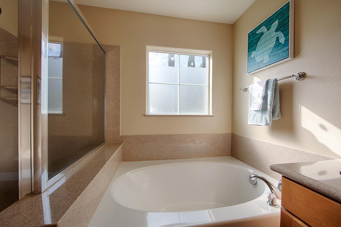 Master Bath Tub (A)
