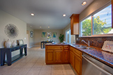 Kitchen (E) - 4414 Bel Estos Way, Union City 94587