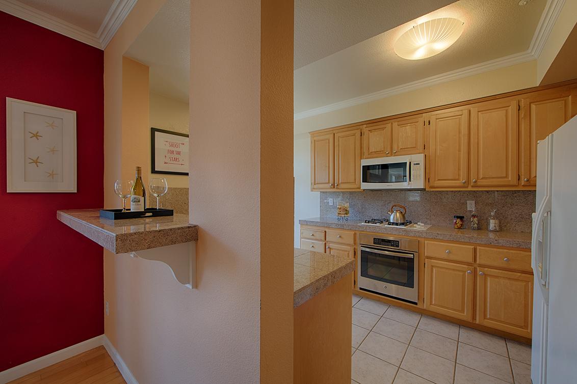 Kitchen (A) - 611 Callippe Ct