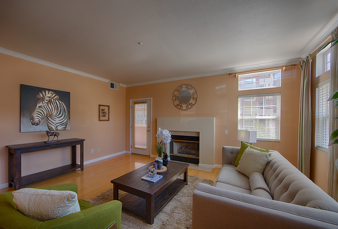 Living Room (B) - 611 Callippe Ct