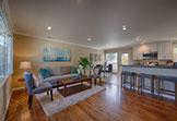 Living Room - 1343 Camellia Dr, East Palo Alto 94303