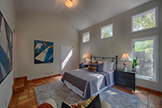 725 Center Dr, Palo Alto 94301 - Downstairs Bedroom 2 (B)