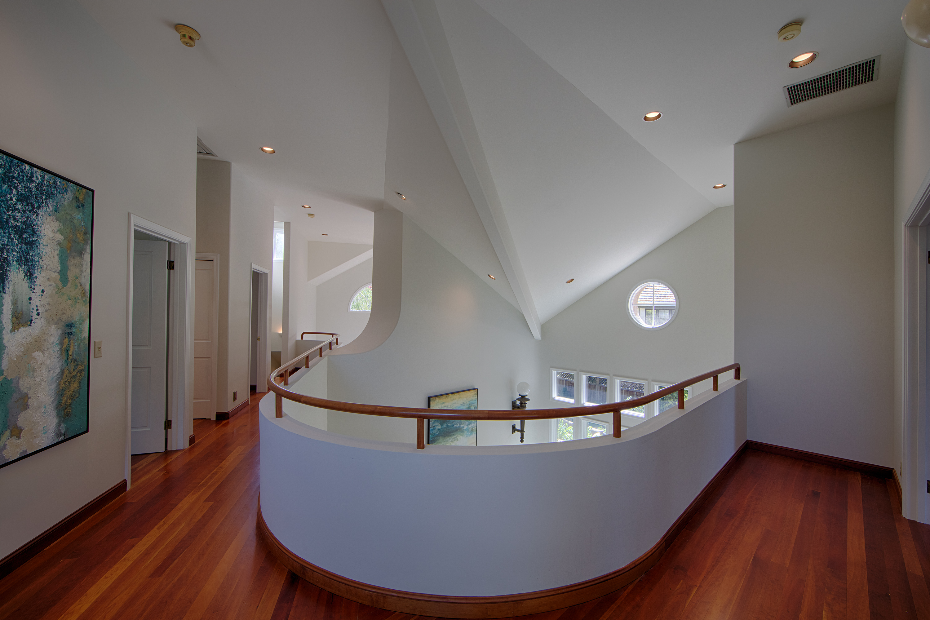 725 Center Dr, Palo Alto 94301 - Upstairs Landing (A)