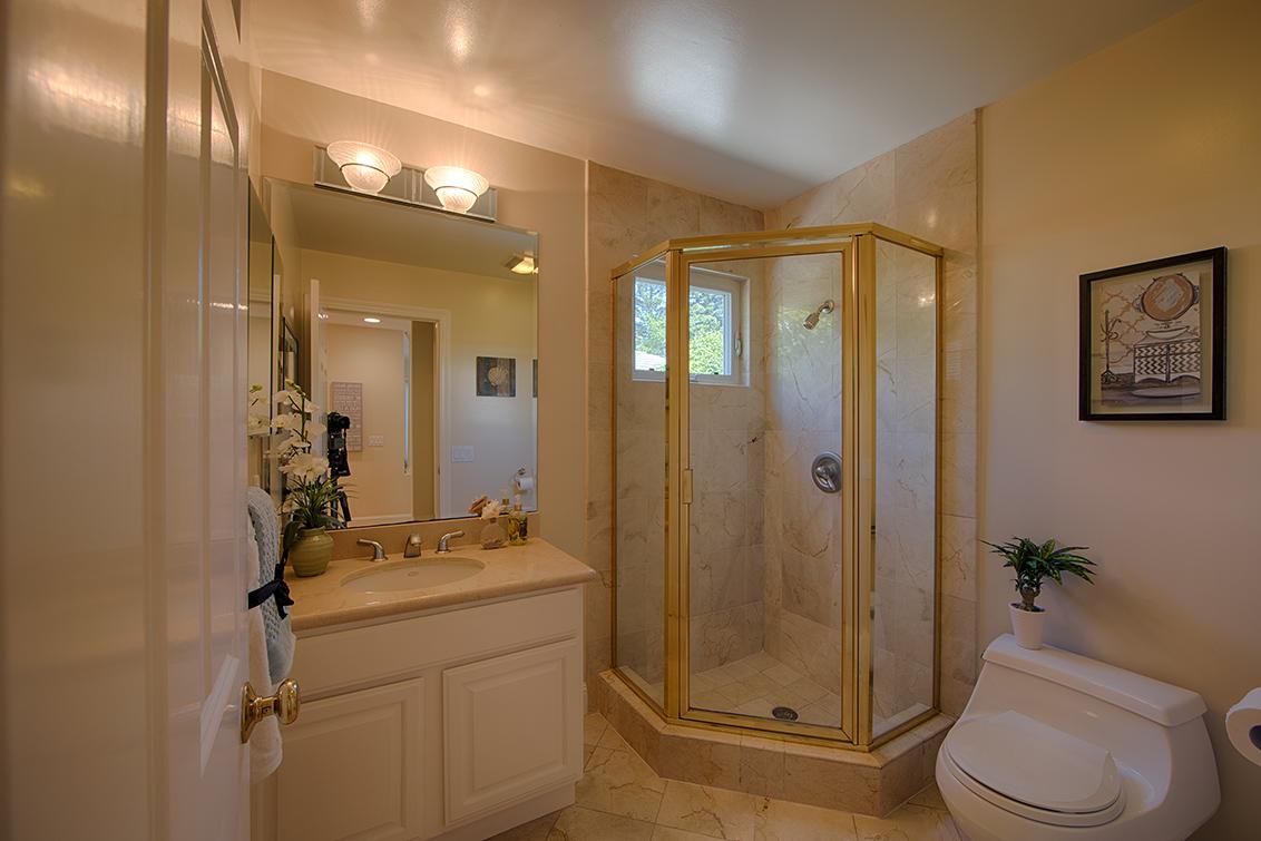 Bathroom 3 picture - 606 Chimalus Dr, Palo Alto 94306
