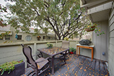 Deck (A) - 412 Crescent Ave 40, Sunnyvale 94087