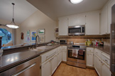 412 Crescent Ave 40, Sunnyvale 94087 - Kitchen (C)