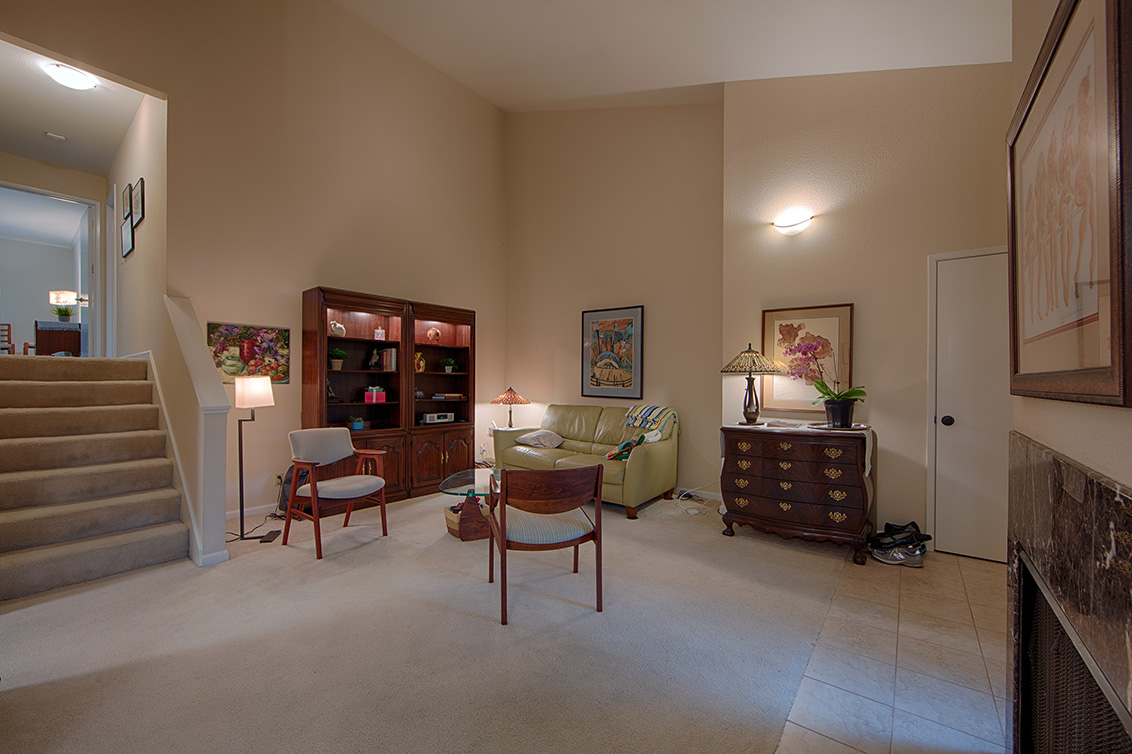 Living Room (B) - 412 Crescent Ave 40