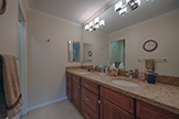 Master Bath (A) - 412 Crescent Ave 40, Sunnyvale 94087