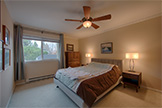 412 Crescent Ave 40, Sunnyvale 94087 - Master Bedroom (A)