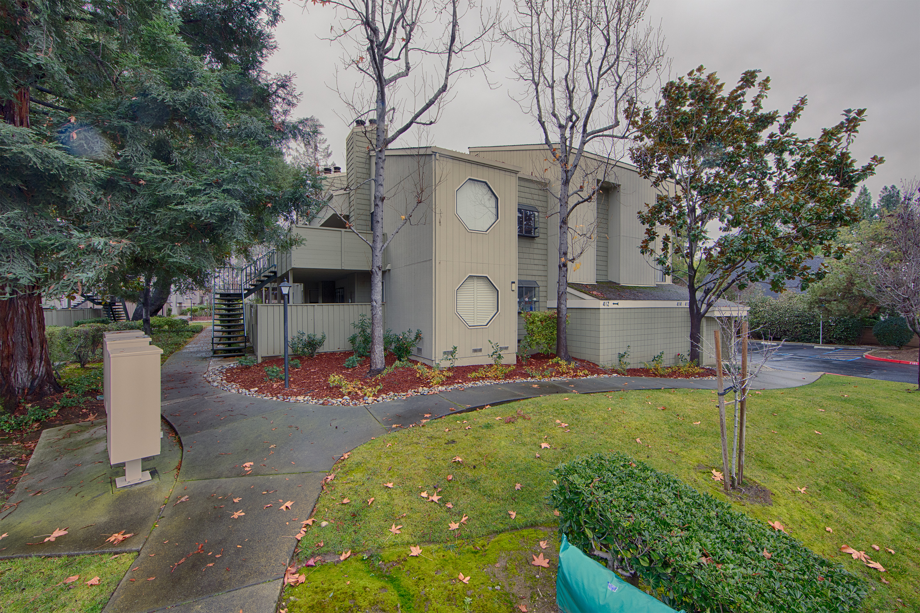 Front View - 412 Crescent Ave 40, Sunnyvale 94087