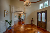15096 Danielle Pl, Monte Sereno 95030 - Dining Room Entrance