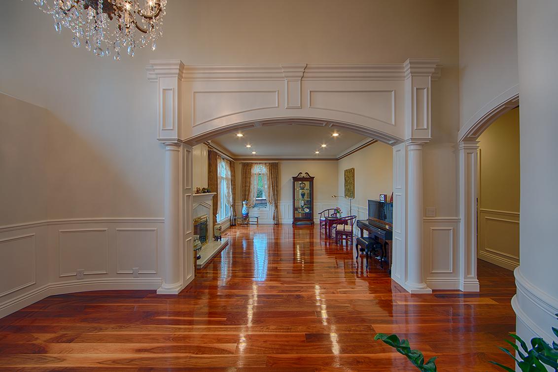 Living Room Entrance  - 15096 Danielle Pl