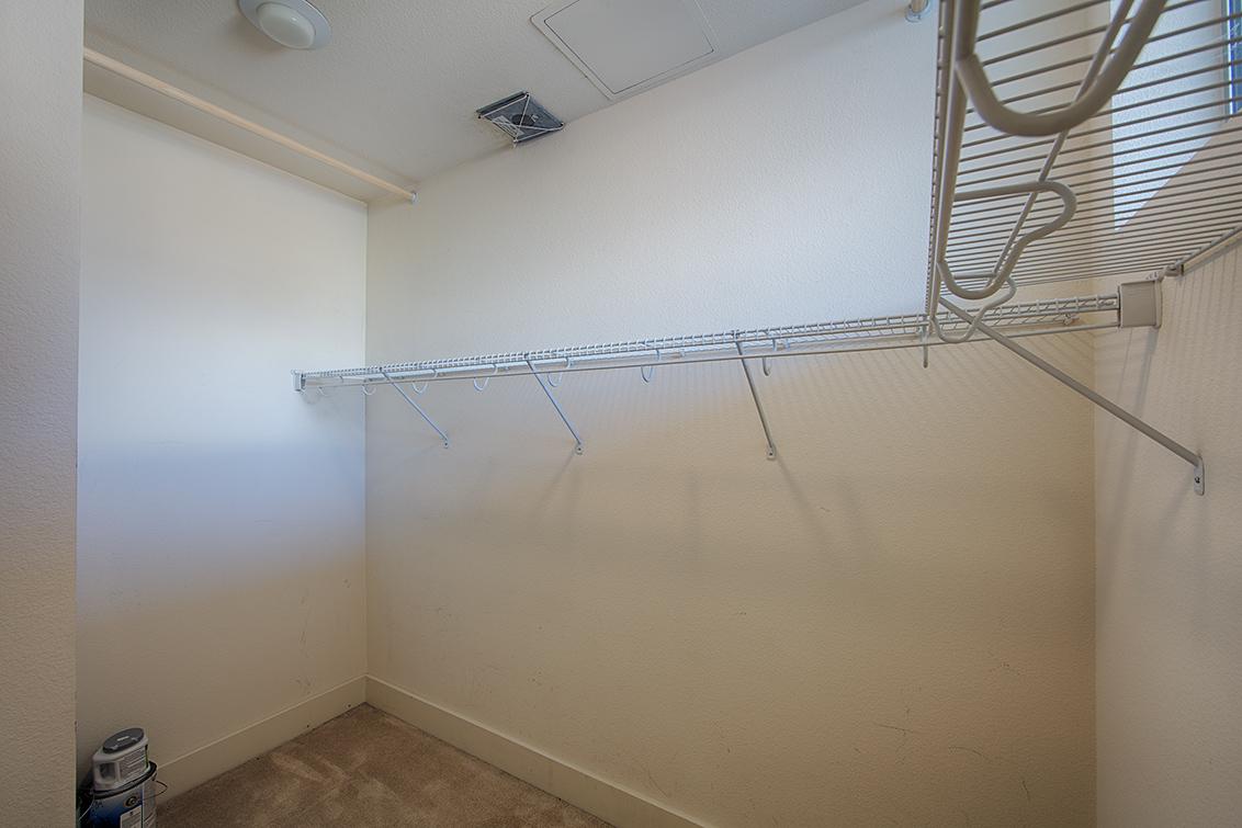 Bedroom Closet (A)