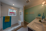 1021 E Rose Cir, Los Altos 94024 - Bathroom 2 (B)