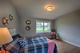 1021 E Rose Cir, Los Altos 94024 - Bedroom 2 (B)