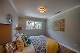 1021 E Rose Cir, Los Altos 94024 - Bedroom 4 (B)