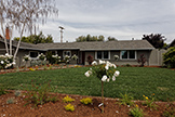 1021 E Rose Cir, Los Altos 94024 - Front Yard (A)