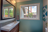 1021 E Rose Cir, Los Altos 94024 - Half Bath (A)