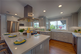 1021 E Rose Cir, Los Altos 94024 - Kitchen (A)