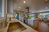 1021 E Rose Cir, Los Altos 94024 - Kitchen (C)
