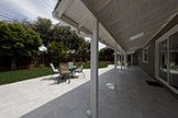 1021 E Rose Cir, Los Altos 94024 - Patio (A)