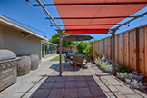 5150 Elester Dr, San Jose 95124 - Side Yard (A)