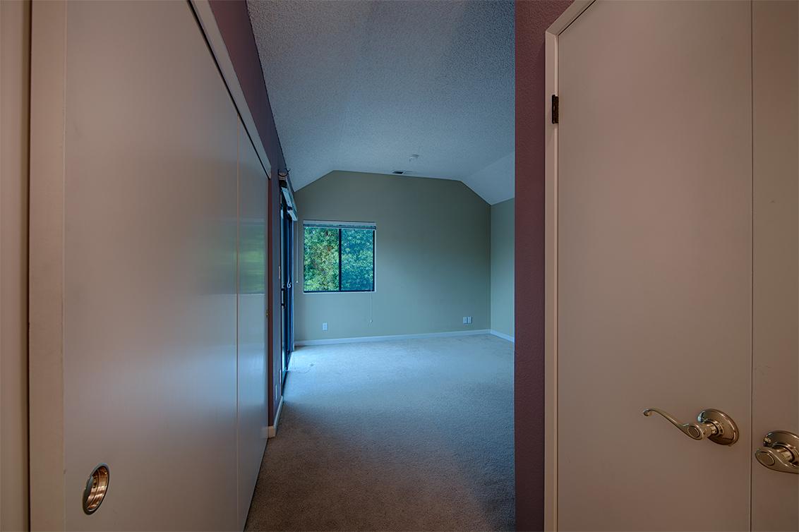 Bedroom 2 Closets