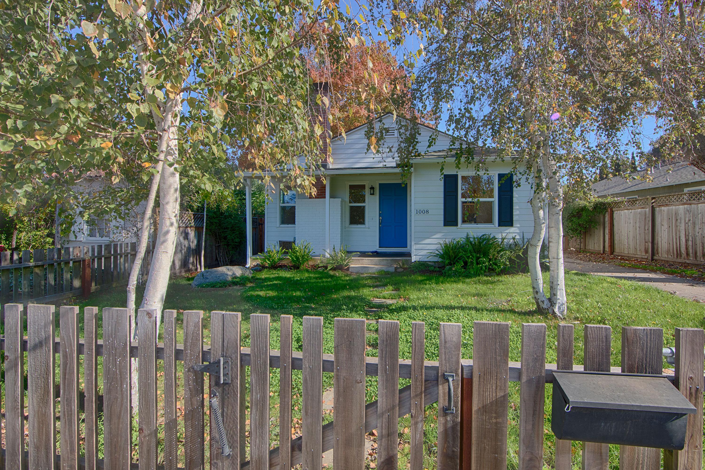 Front View - 1008 Henderson Ave, Menlo Park 94025