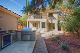 838 Hierra Ct, Los Altos 94024 - Backyard Bbq (A)