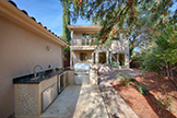 838 Hierra Ct, Los Altos 94024 - Backyard Bbq (C)