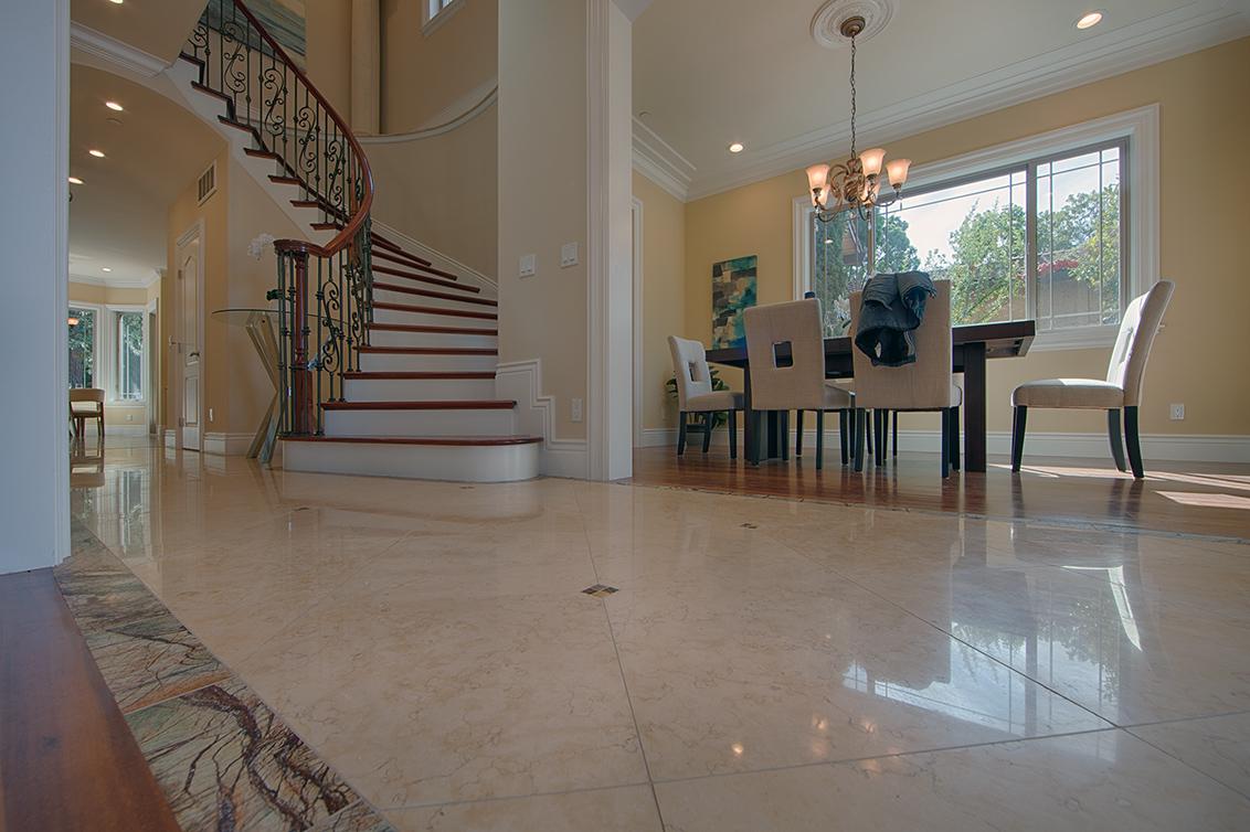 Entrance Floor (A)