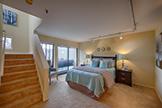Bedroom 1 (A) - 685 High St 5e, Palo Alto 94301